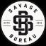 The Savage Bureau logo