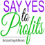 Say YES To Profits logo