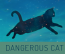 Dangerous Cat Productions Logo