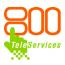 800teleservices logo