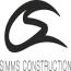 Simms Construction Logo