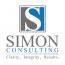 Simon Consulting, LLC logo.