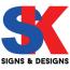 SK & Associates Logo