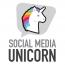 Social Media Unicorn Logo