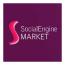 Social Engine Market Logo