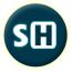 SoftandHost logo