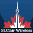 St Clair Wireless Logo