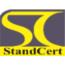 StandCert logo