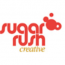 Sugar Rush Creative Logo