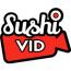SushiVid.com Logo