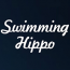 Swimming Hippo Logo