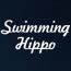 Swimming Hippo Logo