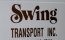 Swing Transport, Inc. Logo