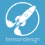 Tension Design Logo