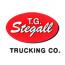T.G. Stegall Trucking Company Logo