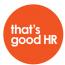 That's Good HR, Inc. logo