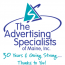 The Advertising Specialists of Maine Logo