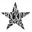 The Rocking Star logo