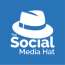 The Social Media Hat logo