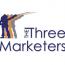 The Three Marketers Logo