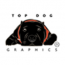 Top Dog Graphic Design Logo