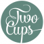 Two Cups Creative Logo
