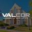 Valcor Commercial Real Estate Logo