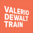 Valerio Dewalt Train Logo