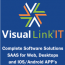 Visual Link IT Logo