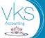 VKS Accounting Logo