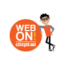 Web-on Digital Logo