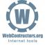 Webconstrucors.org Logo