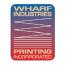 Wharf Industries Printing, Inc. Logo