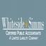 Whiteside and Simms, CPA Logo