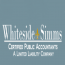 Whiteside and Simms, CPA Logo