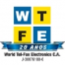 WTFE - World Tel-Fax Electronics, C.A. Logo