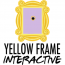 Yellow Frame Interactive Logo