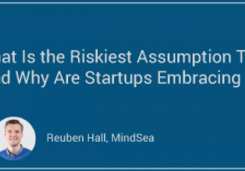What Is the Riskiest Assumption Test and Why Are Startups Embracing It?
