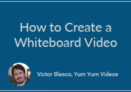 How to Create a Whiteboard Video