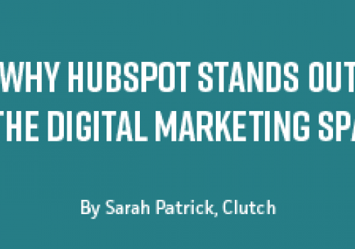 Why HubSpot Stands Out in the Digital Marketing Software Space