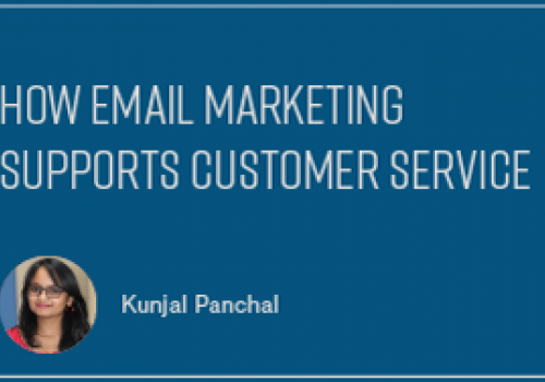 How Email Marketing Supports Customer Service
