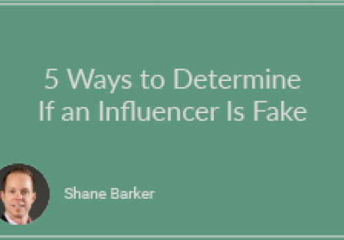 5 Ways to Determine If an Influencer Is Fake