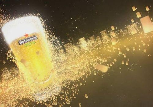 Heineken 'Galaxies' 3D IMAX Commercial - Directors Cut
