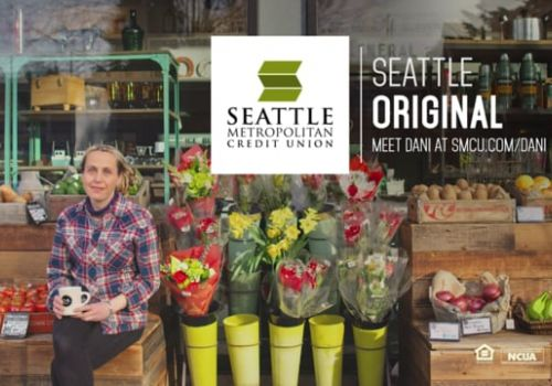 "Seattle Metropolitan Credit Union TV Commercial | ""Dani Cone: Seattle Original"" (30 Sec)"