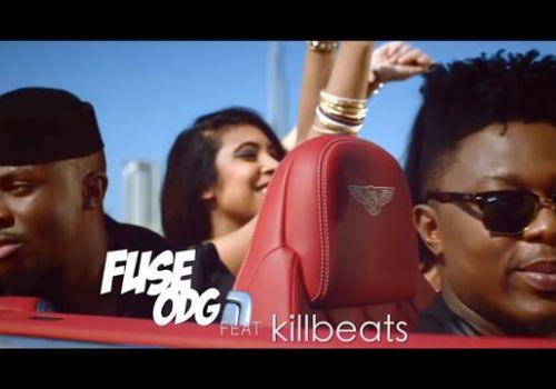 FUSE ODG ft. Killbeatz - Thinking About You