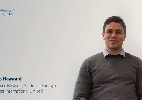 Eurostar Interview for Intellectsoft