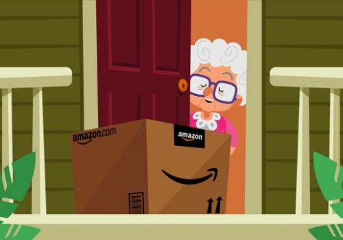 Amazon Gift Cards Animations - Rosie Roller