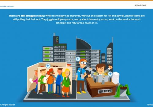 Workday Payroll Evolution Campaign