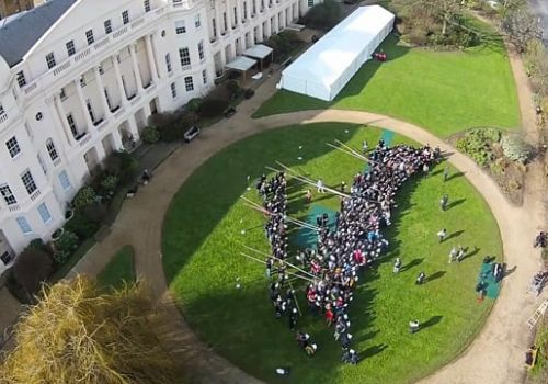 London Business School Guinness World Records attempt 26 February 2016