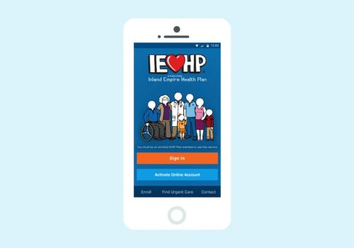Sidebench: IEHP Smart Care - Mobile App (2016)